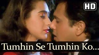 Tumhi Se Tumhi Ko Chura (HD) - Dulaara Songs - Govinda - Karisma Kapoor - Kumar Sanu - Alka Yagnik