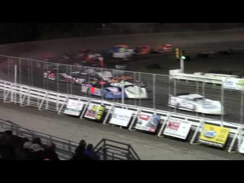 Nodak Speedway Late Model A-Main (5/28/17)