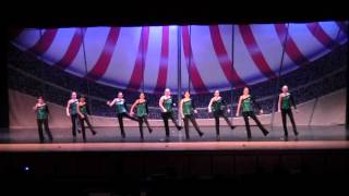 Tap Routine 2012- Living on a Highwire