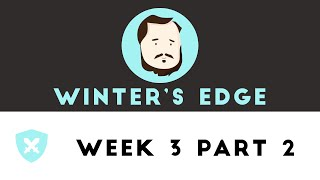 DND 5E - Winter's Edge - Episode 3, Part 3 - Communications Issue