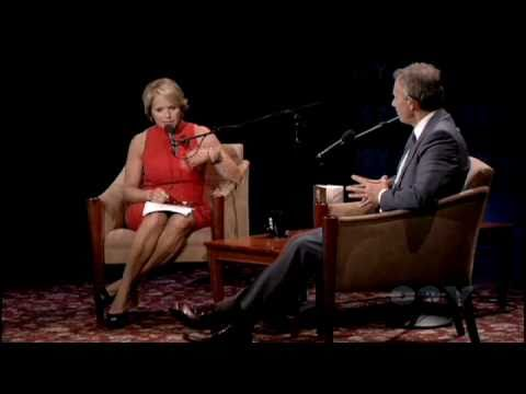 Tony Blair in Conversation with Katie Couric