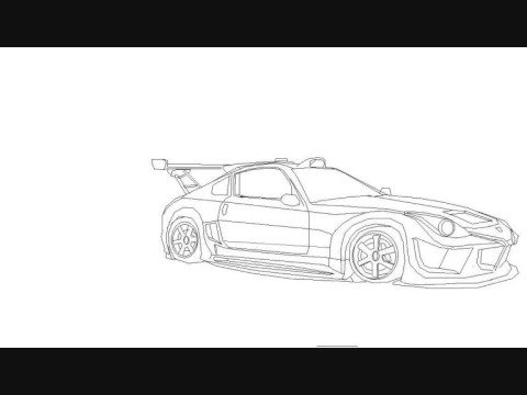 Paint Nissan I Bmw
