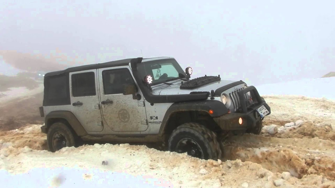 Wrangler Rubicon with V8 HEMI vs supercharged