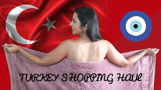 Turkey Shopping Haul | Things to buy from Turkey | Garima's Good Life