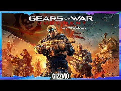"""Gears of War Judgment """"La Película Completa Español Latino"""""""