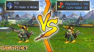 Ratchet & Clank - PS2 vs. PCSX2 Graphics Comparison