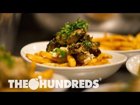 The Hundreds Eat Meet at Badmaash