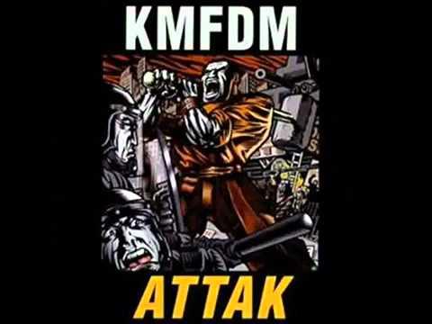 KMFDM - Superhero (with lyrics)