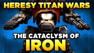 40K - THE TITANIC CATACLYSM OF IRON | Warhammer 40,000 Lore/History