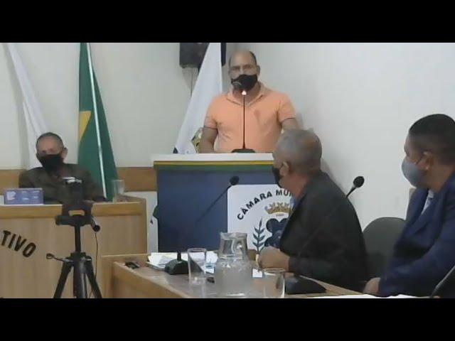 Câmara Municipal de Vereadores de Itacarambi MG Reunião realizada no dia 05/05/2021