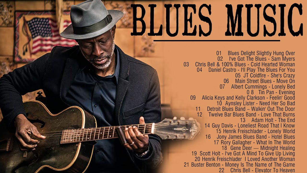 Download Blues Music | Relasing Blues Music | Best Blues Songs All Time | Slow Blues/Rock