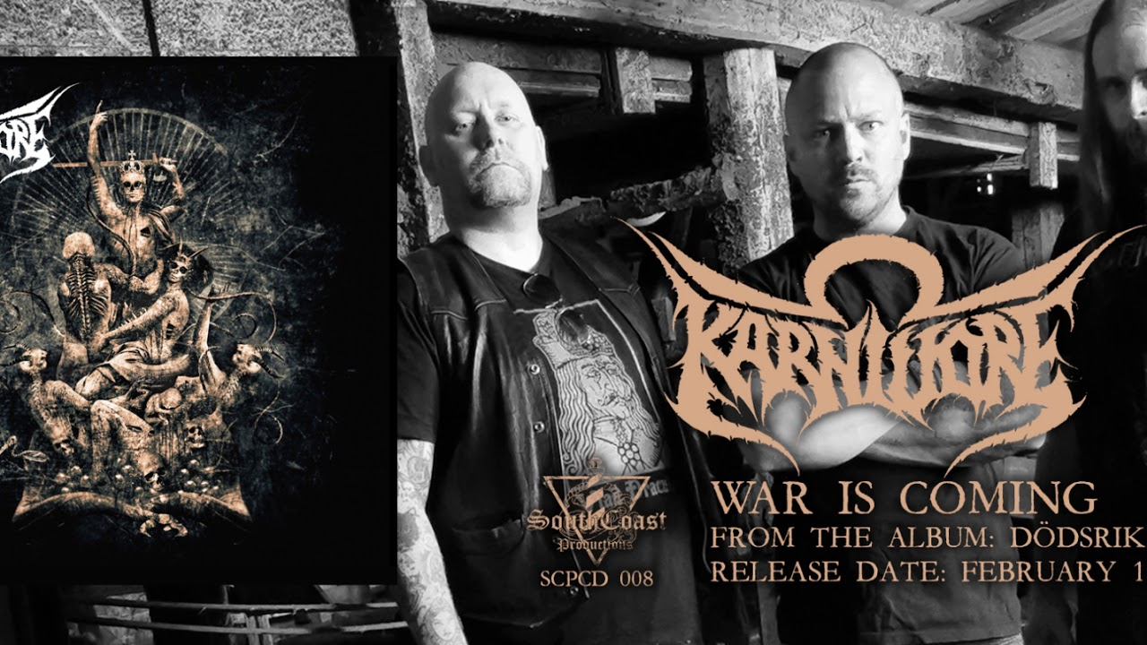 Karnivore - War Is Coming
