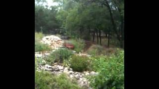 Hill Country Rain