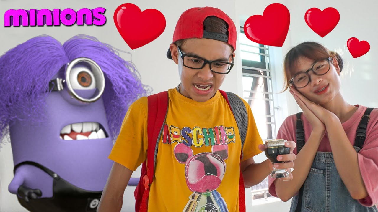 Download Scary Teacher 3D & Minions In Real Life Part 2 : Bad Miss T & Francis