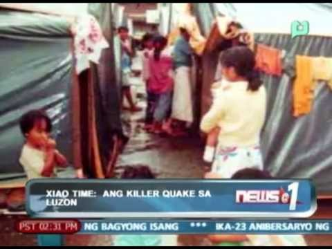 [News@1] Xiao Time: Ang killer quake sa Luzon