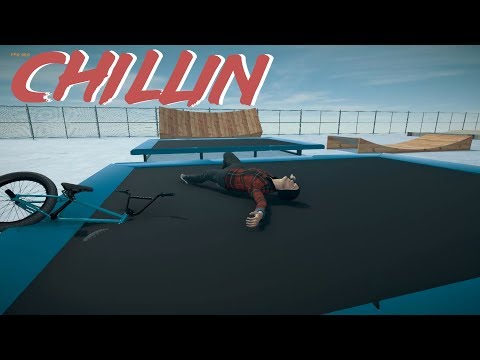 CHILLIN | BMX Streets Pipe Gameplay
