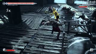 Ryse: Son of Rome - maxed out 1440p PC - Chapter 3