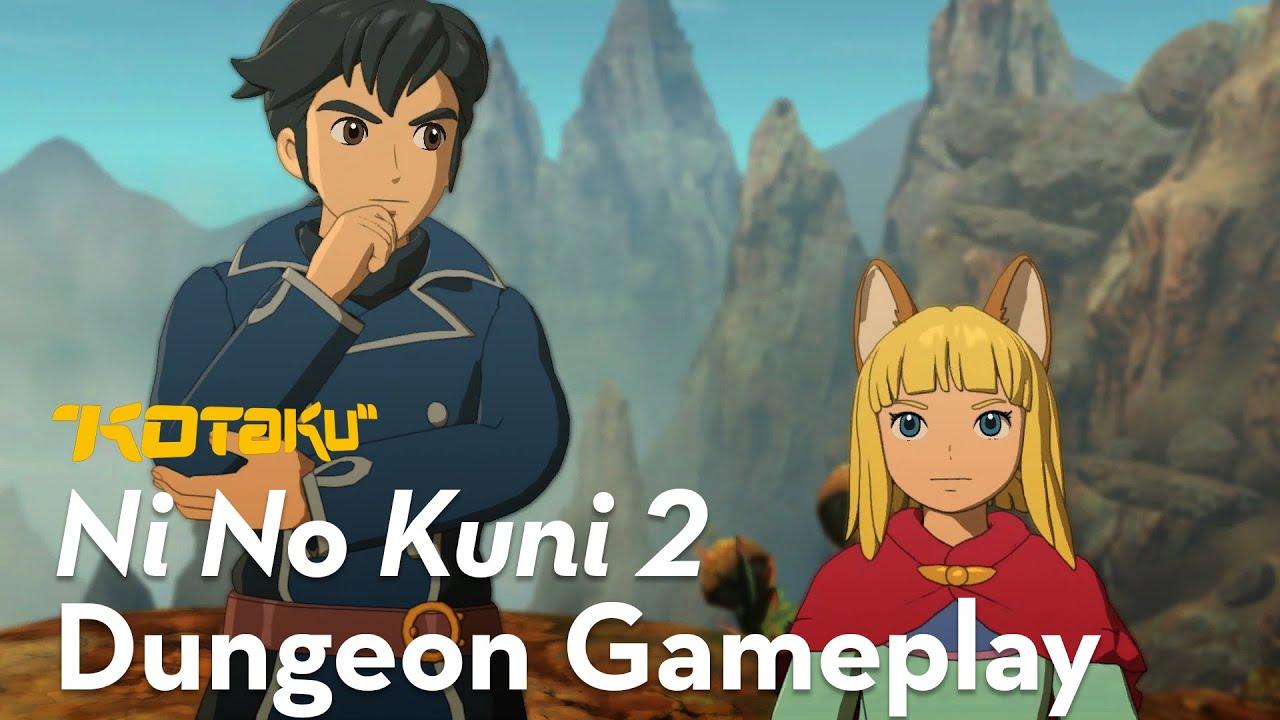Ni no Kuni II: The Kotaku Review