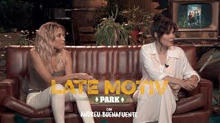 LATE MOTIV - Nadia de Santiago y Ana Fernández. #LasChicasDelCable, temporada final   #LateMotiv729 YouTube Videos
