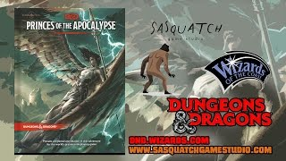Game Geeks #264 Princes of the Apocalypse for Dungeons and Dragons
