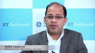 Mallik Sundaram, President & CEO, Mitra Biotech, Karnataka