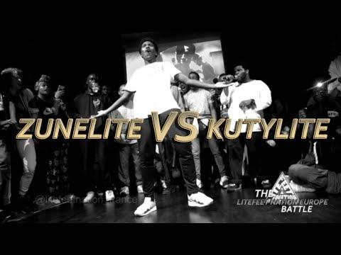 Zune Lite VS Kuty Lite | (FINAL) LFN EUROPE BATTLE