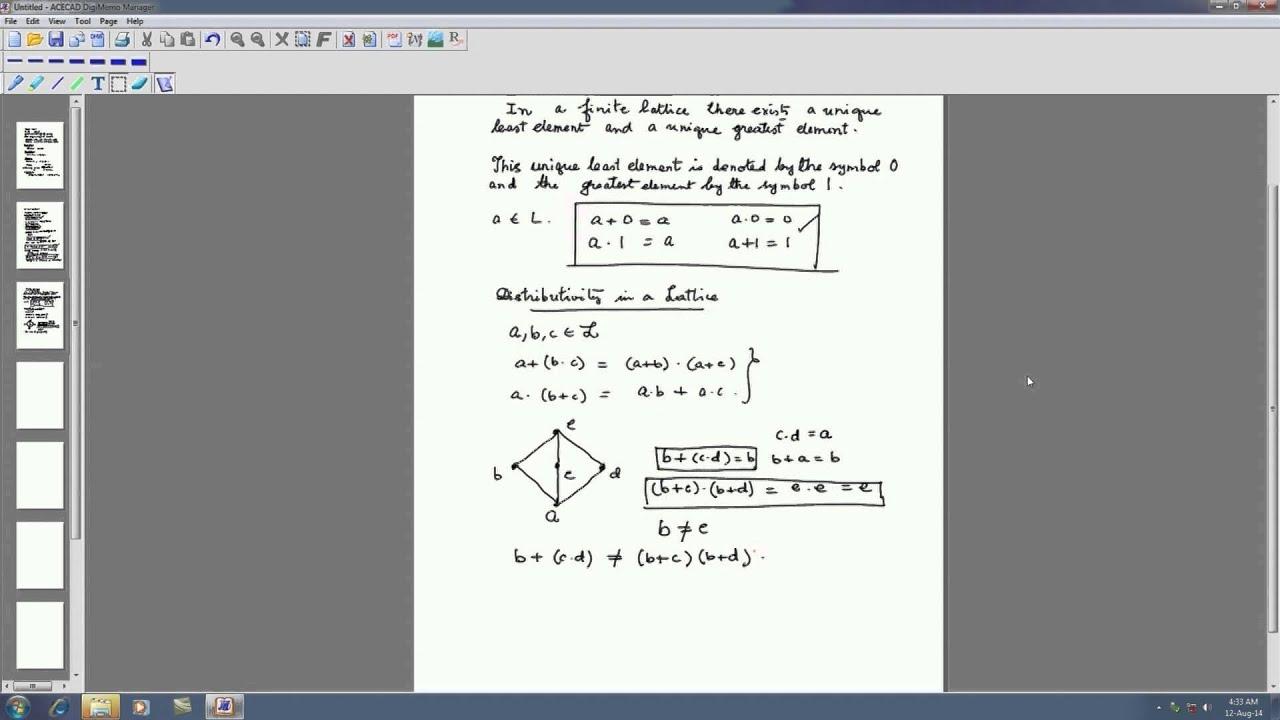 Mod 07 lec 03 lattices youtube mod 07 lec 03 lattices ccuart Gallery