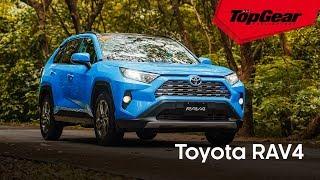 Feature: 2019 Toyota RAV4 XLE