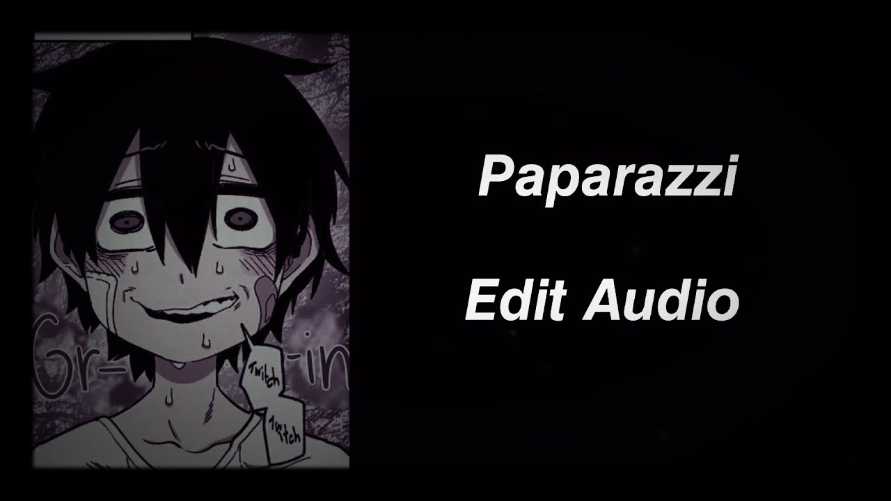 `` Paparazzi // Kim Dracula // Edit Audio //