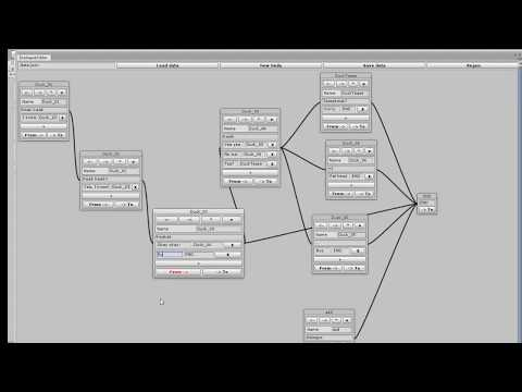 Unity 3D simple dialogue editor and player