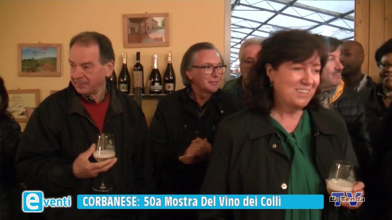 EVENTI - Corbanese: 50a Mostra del Vino dei Colli