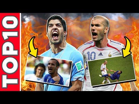 A futballvilág 10 legnagyobb ámokfutása!