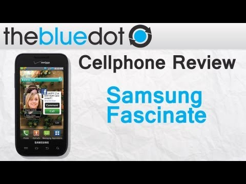 Best Verizon Phones: Samsung Galaxy S Fascinate i500 Review