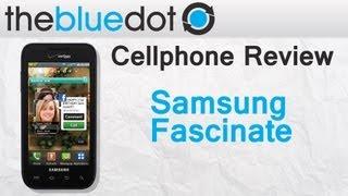 Best Verizon Phones: Samsung Galaxy S Fascinate i500 Review