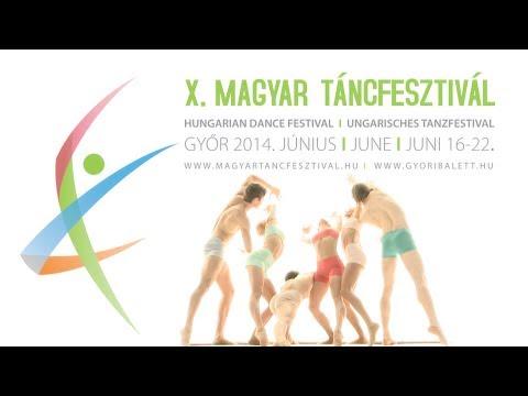 X. Magyar Táncfesztivál press release hun dub