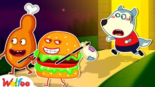 Please Come Back With Wolfoo! - Wolfoo Learns Good Habits for Kids | Wolfoo Family Kids Cartoon
