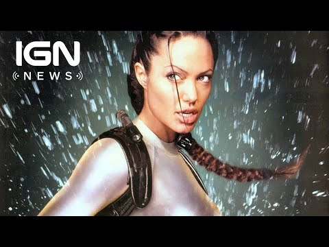 Tomb Raider Producer Reveals Why Angelina Jolie Cameo Didn't Happen  IGN