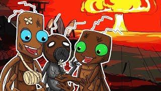 ТАРАКАШКИ МУТАНТЫ ЛЕТЯТ на ЛУНУ? Мульт игра для детей МИР после ЛЮДЕЙ Journey of a Roach (ФИНАЛ)