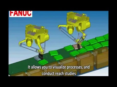 Line Tracking for Robotic Pick and Place - Motion Controls Robotics