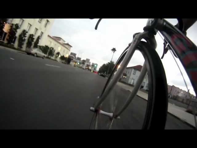 The Bicycle Song by Rob Deez (available on iTunes)