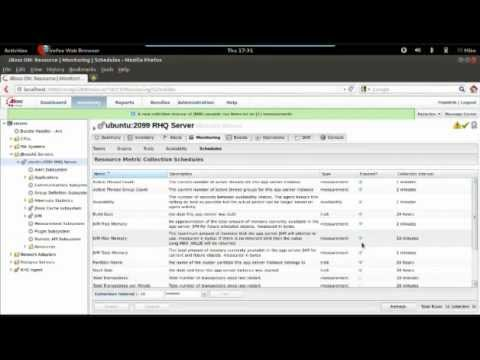 Monitoring Production JBoss with JBoss Operations Network