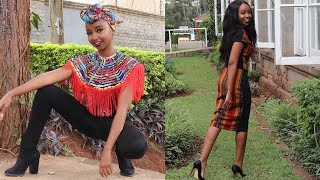 #MadeInKenya OUTFITS OF THE WEEK // Wabosha Maxine