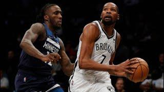 Minnesota Timberwolves vs Brooklyn Nets Full Game Highlights   October 14   2022 NBA Preseason