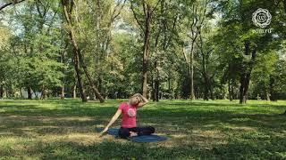 Хатха йога. Видеоурок