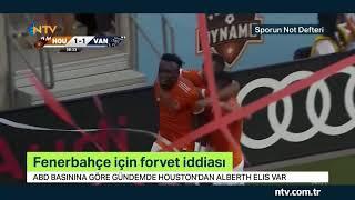 Fenerbahçe için forvet iddiası!