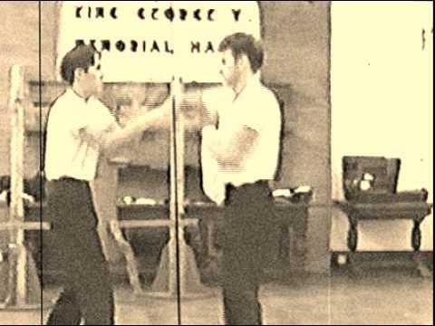 Wing Chun Lok Sau & Single Chi Sau Demo