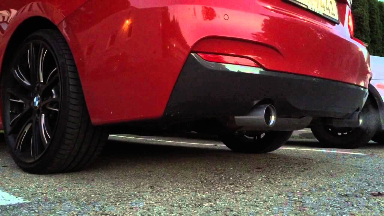 2015 Wastegate Rattle ? - 2Addicts | BMW 2-Series forum