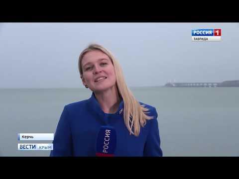 Пассажирские поезда пойдут по Крымскому мосту в декабре этого года