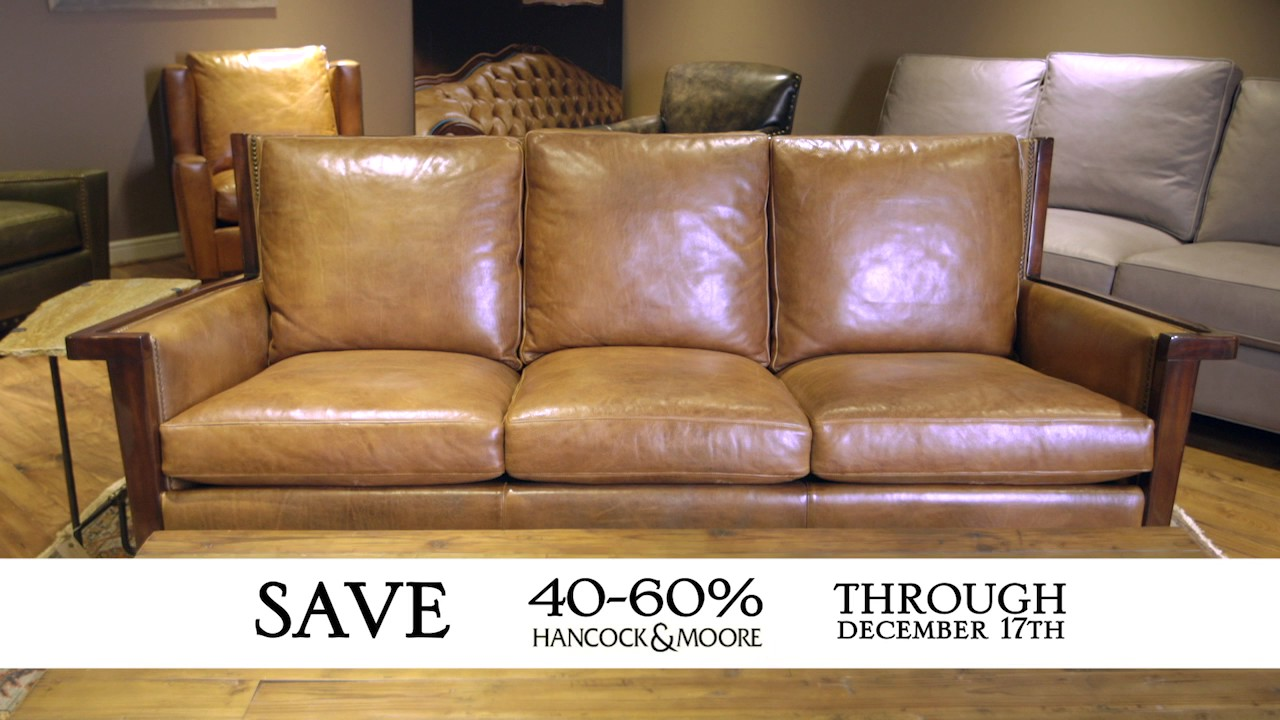 Hancock And Moore Sale: Save 40 60%