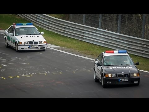 Nordschleife 02 04 2017 - Highlights, Weird Cars ;) & Action! - Touristenfahrten Nürburgring